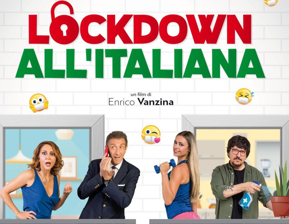 Lockdown all'italiana dal 15 ottobre al cinema