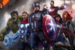 Marvel's Avengers copertina