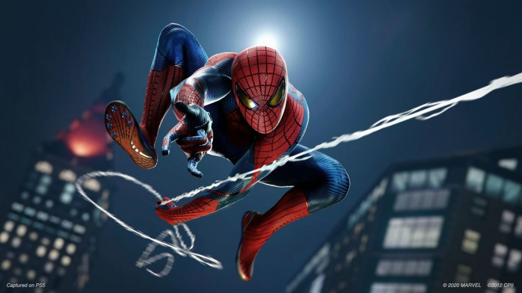 Nuovo costume sbloccabile in spider-man remastered