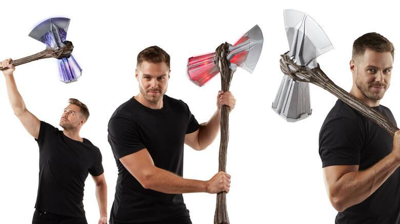 Thor stormbreaker hasbro