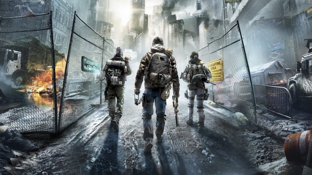 tom clancy the division