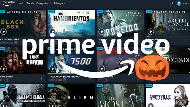 Prime Video Halloween