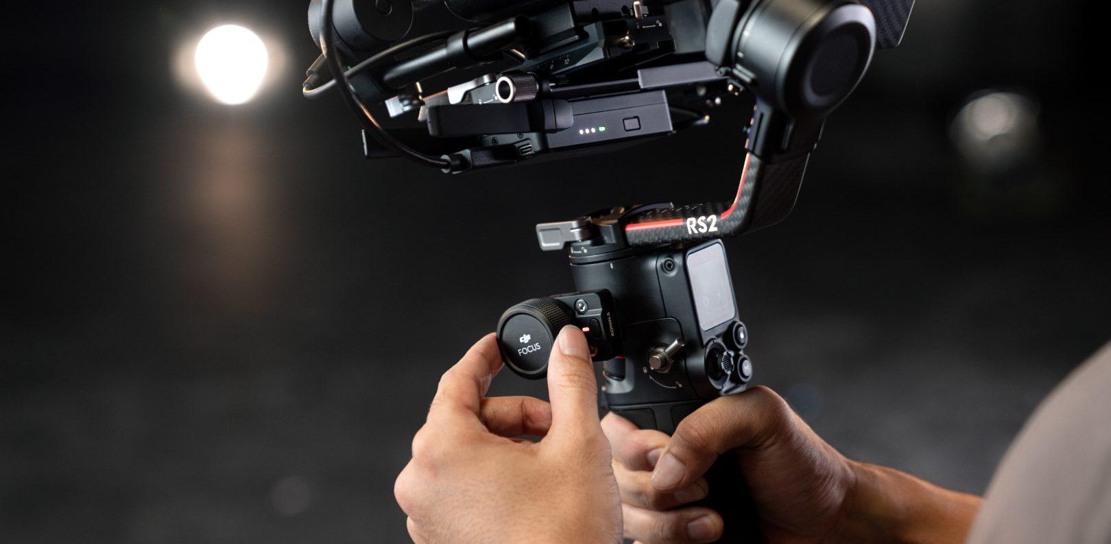 DJI Gimbal per fotocamera