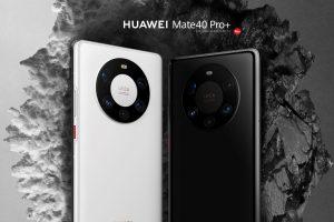 Huawei Mate 40 Pro+ ufficiale