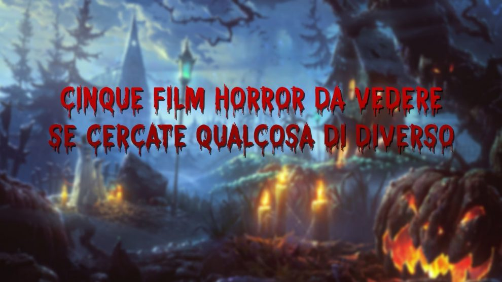 5 film horror