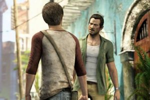 Victor Sullivan Mark Whalberg Uncharted