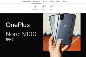 oneplus nord series