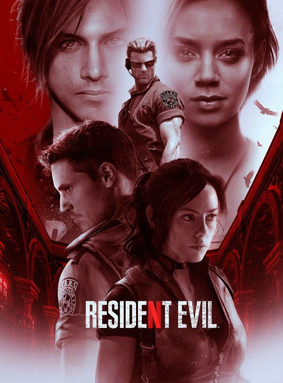 Resident-Evil-Fan-Art-Bosslogic