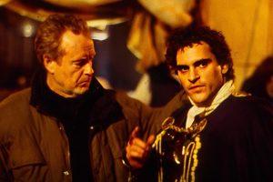 joaquin Phoenix Ridley Scott Napoleone