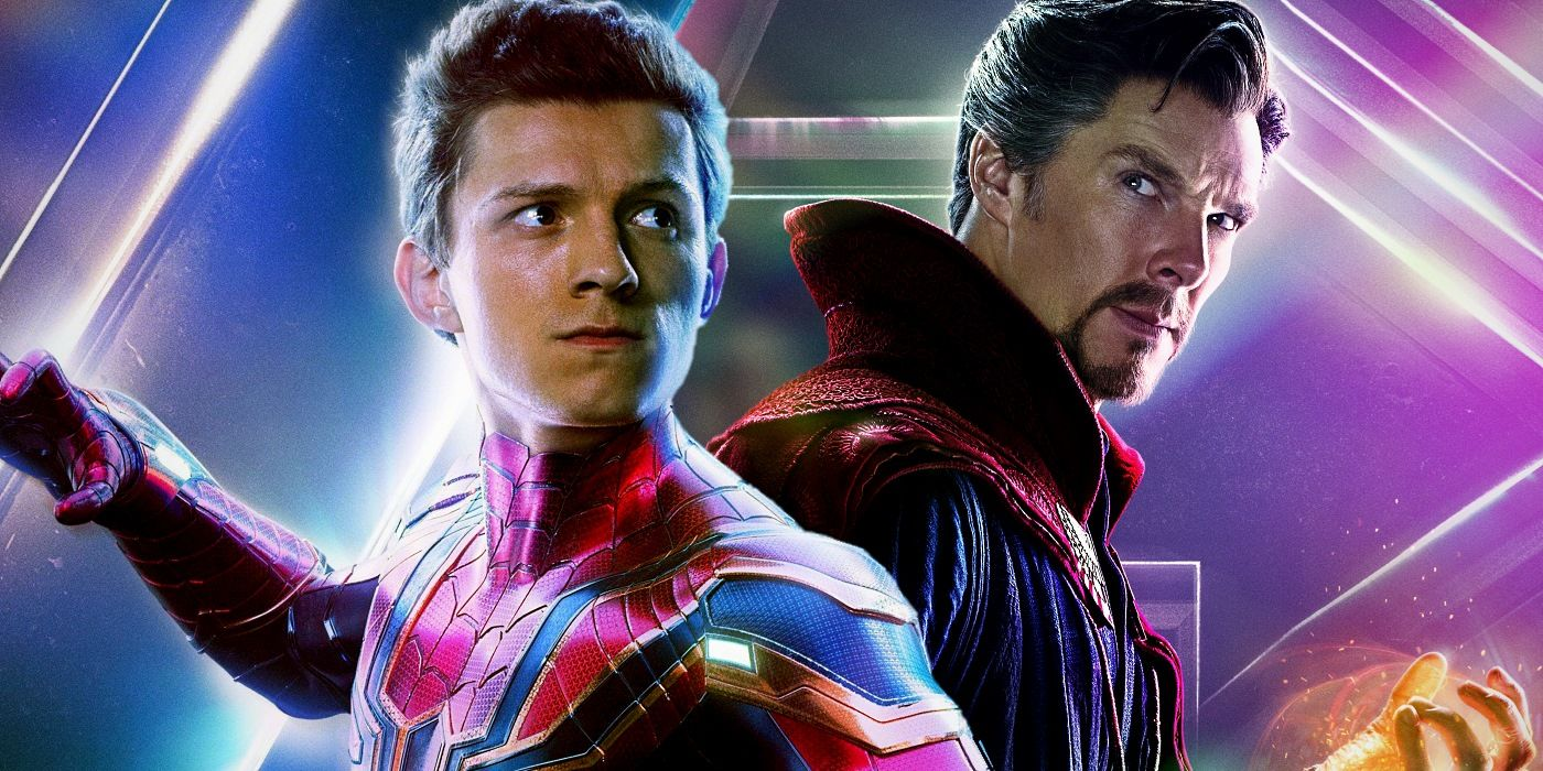 Spider-Man-Doctor-Strange
