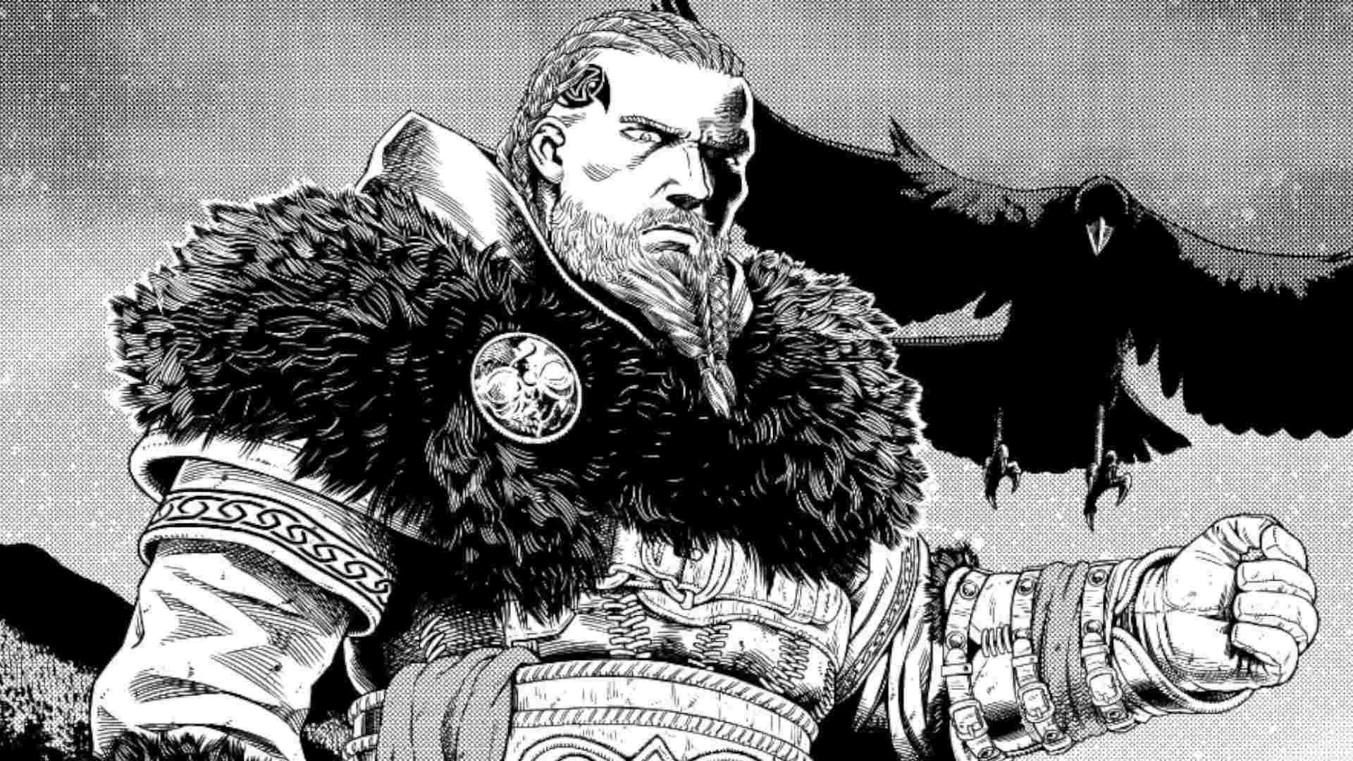 assassin's creed valhalla - vinland saga
