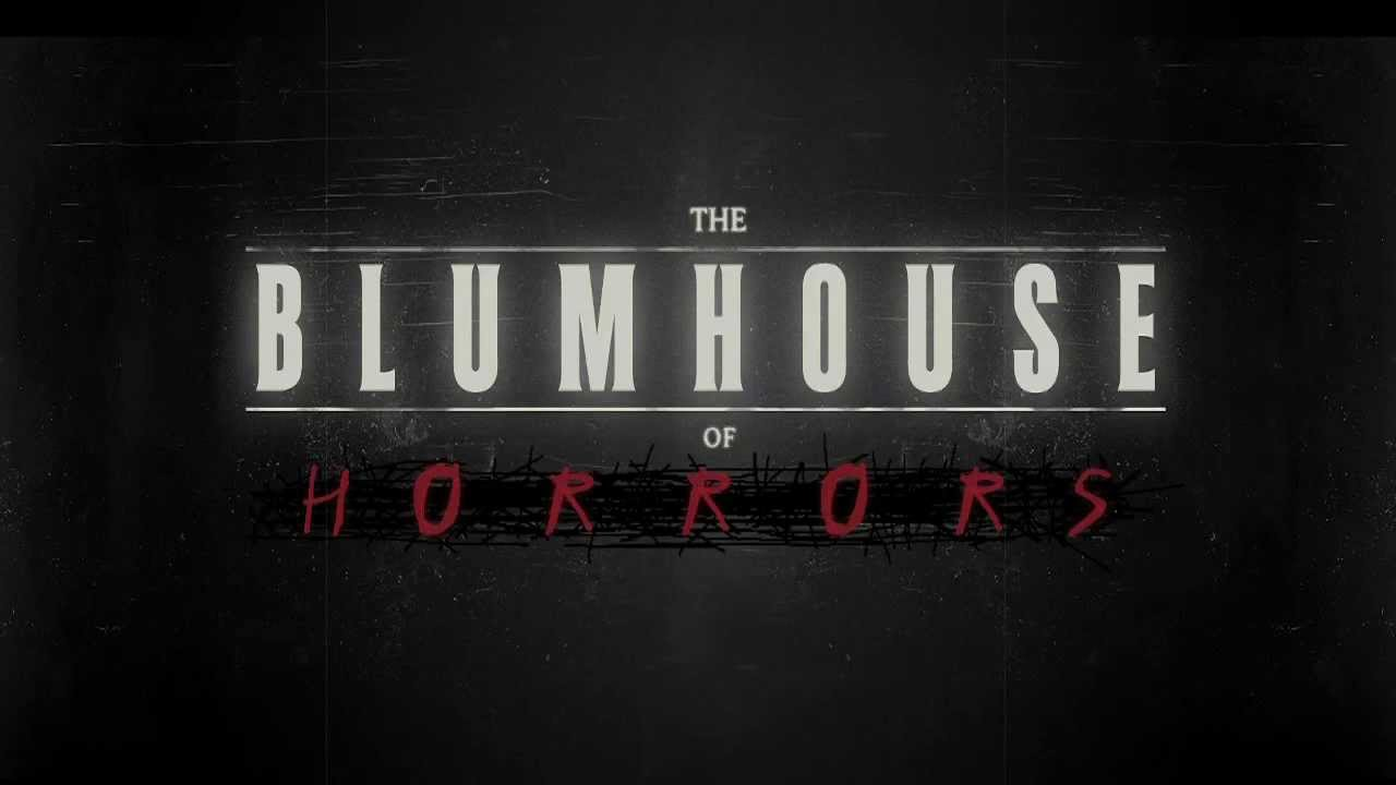 logo blumhouse horror