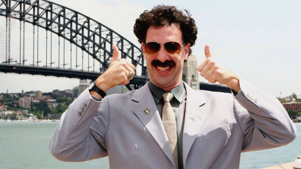 Sasha Baron Cohen, Borat 2