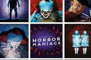 horror maniacs collection