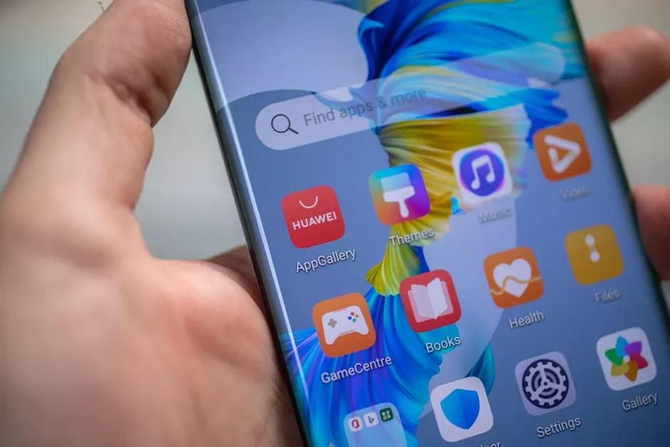 Huawei Mate 40 Pro close-up