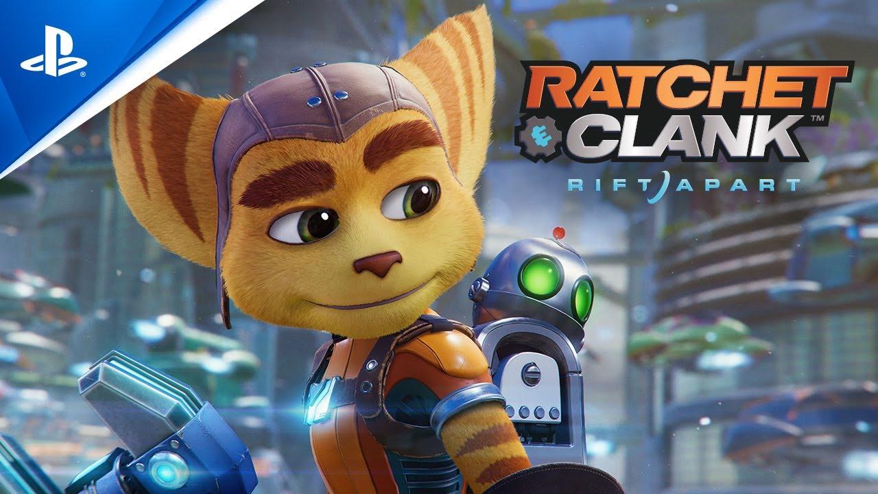 Ratchet & Clank Rift Apart
