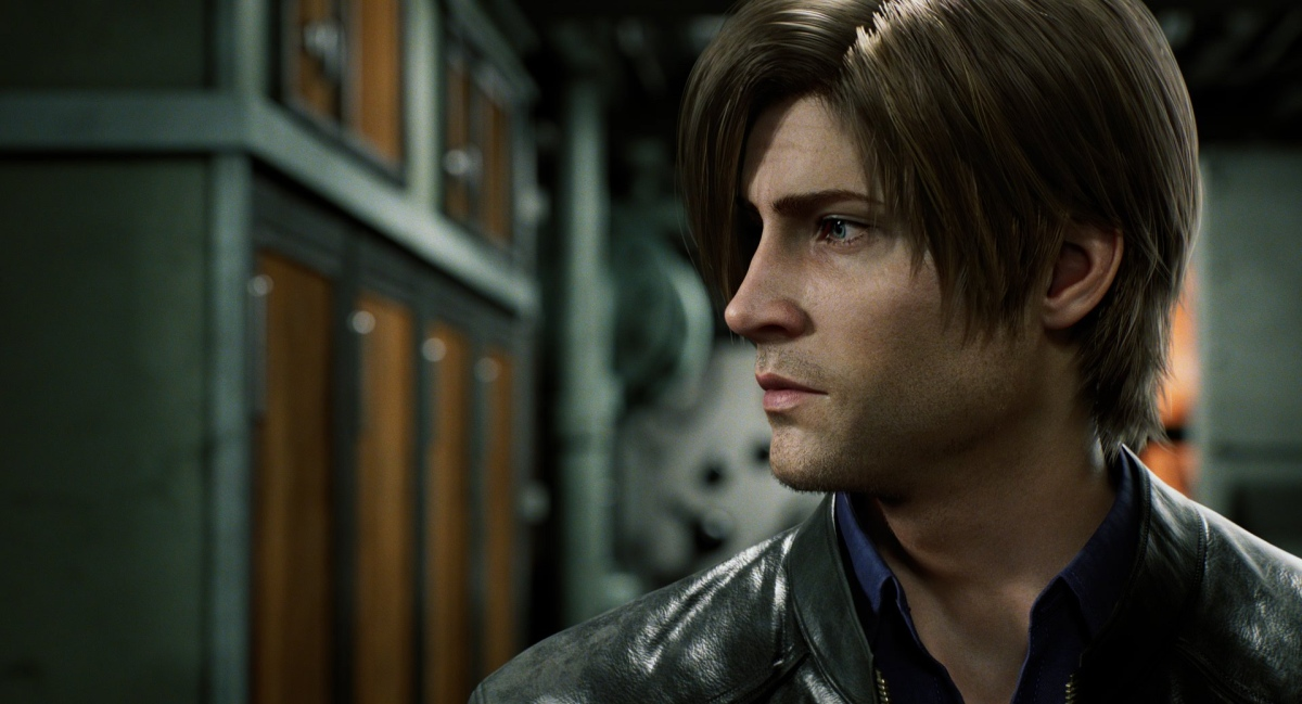 Resident Evil: Infinite Darkness - Netflix