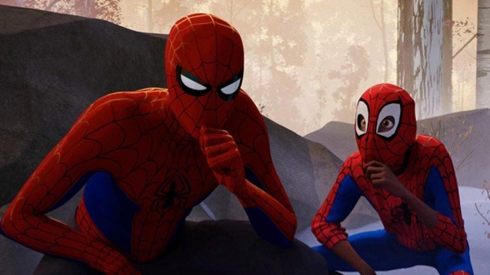 2 spiderman pensierosi