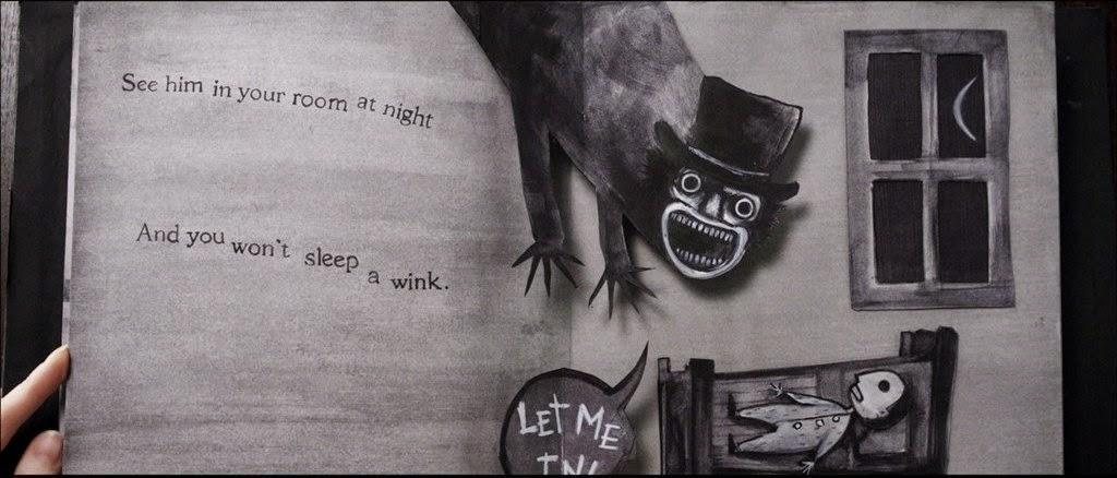 Film Babadook horror