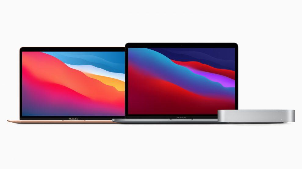 Apple nuova generazione Mac con chip Silicon M1