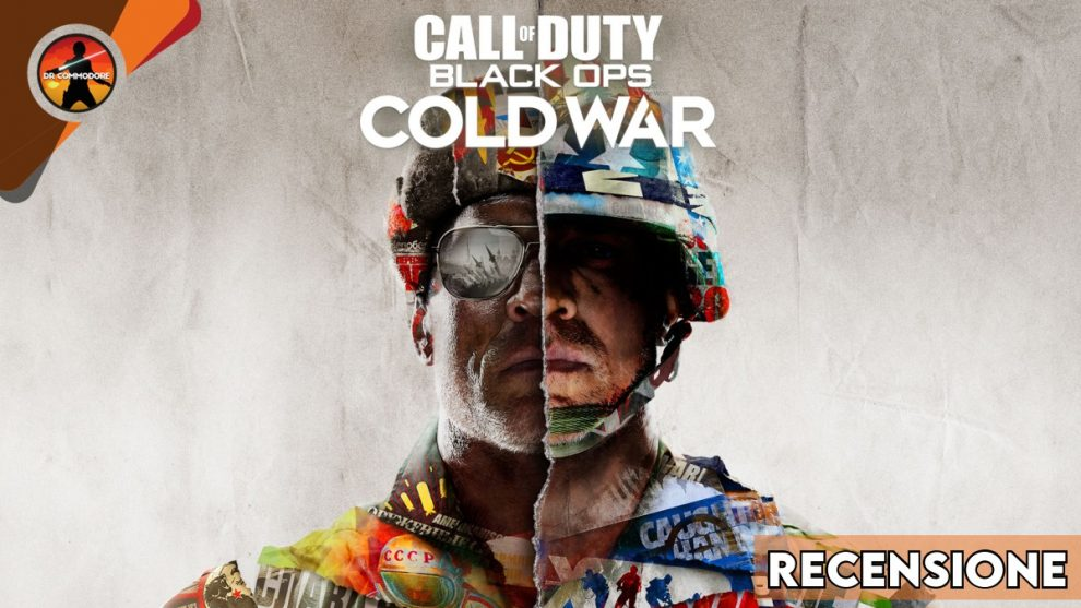 Call of Duty Black Ops: Cold War recensione copertina