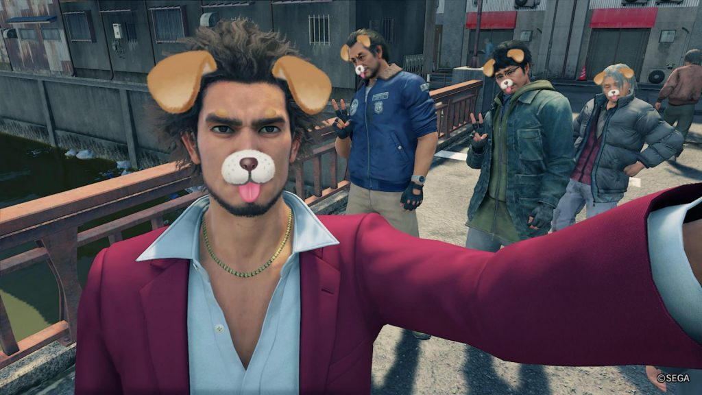Yakuza: Like a Dragon screenshot