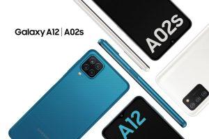 Samsung Galaxy A2 e Galaxy A02s