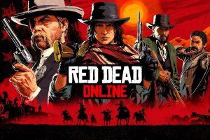 Logo di red dead online