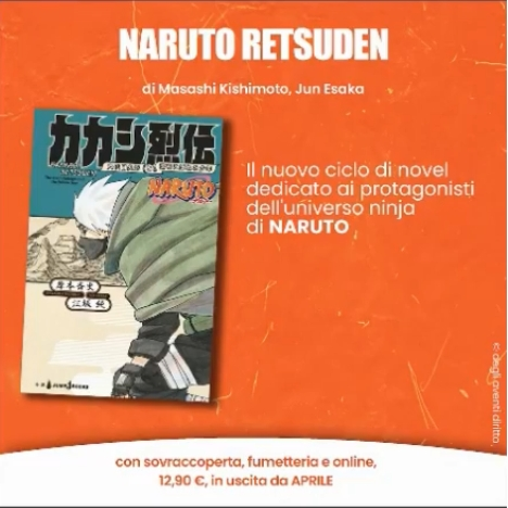 Naruto Retsuden - Planet Manga