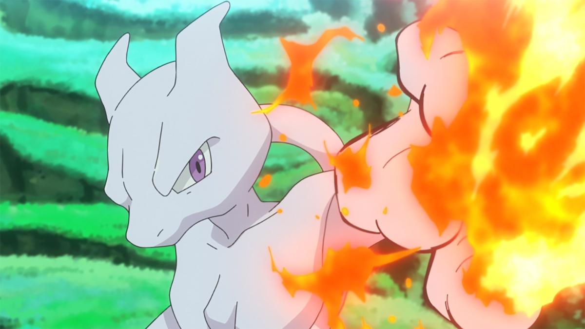 Esplorazioni Pokémon -  Mewtwo