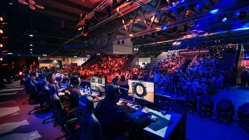 Milano Games Week eSports Intel