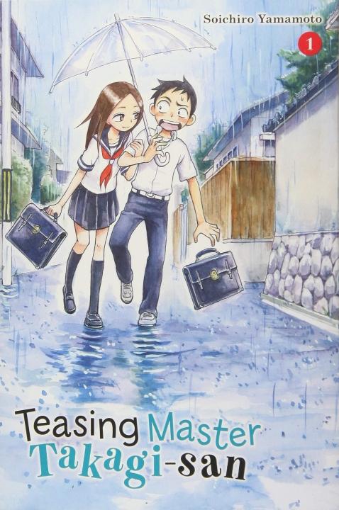 Takagi-san - Shogakukan Manga Awards