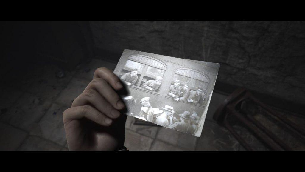 the dark picture anthology little hope cartolina