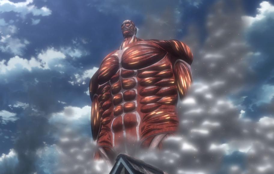 Gigante Colossale CG
