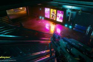 Cyberpunk-2077-poster-neon