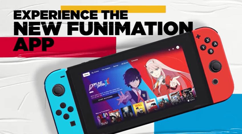 Funimation su Switch