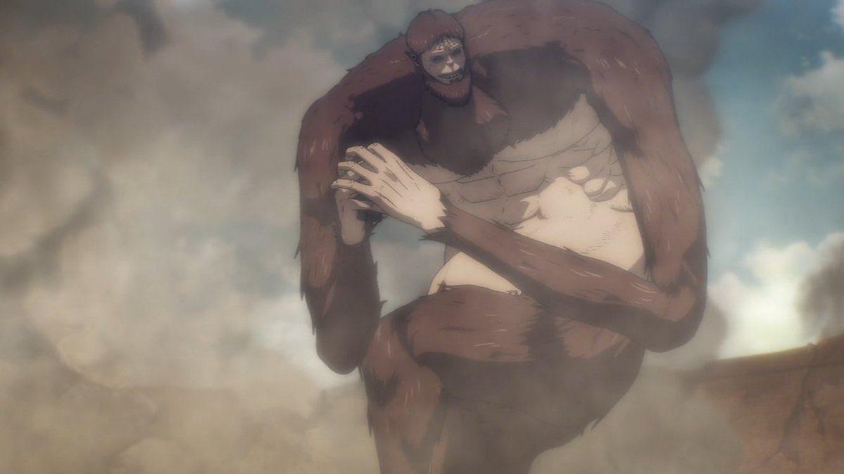 Gigante Bestia MAPPA