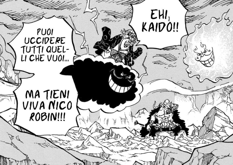 Big Mom Kaido