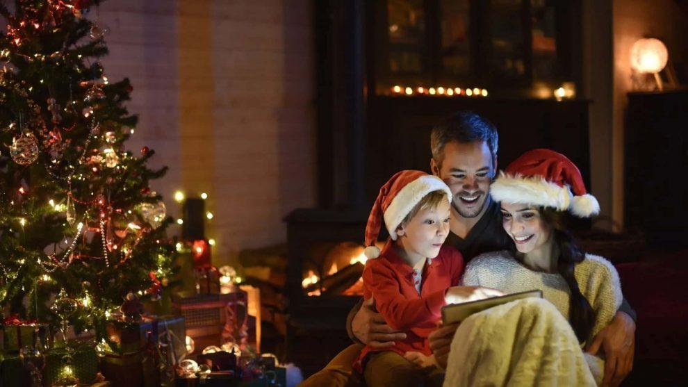 Giga gratis di Natale videochiamate in famiglia