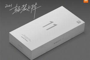 Xiaomi Mi 11 render senza caricabatterie