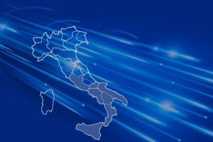 Fibra ottica banda ultralarga Italia rete fissa TIM Antitrust
