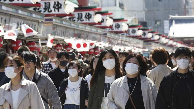 Situazione COIVID-19 in Giappone