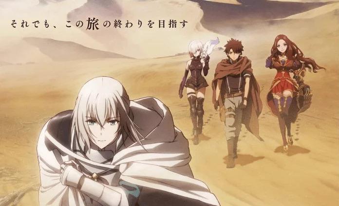 Fate/Grand Order: Shinsei Entaku Ryouiki Camelot