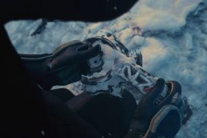 Immagine tratta dal teaser trailer di Mass Effect next gen