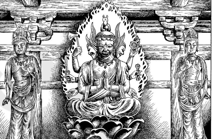 Il mito oscuro - Mitologia