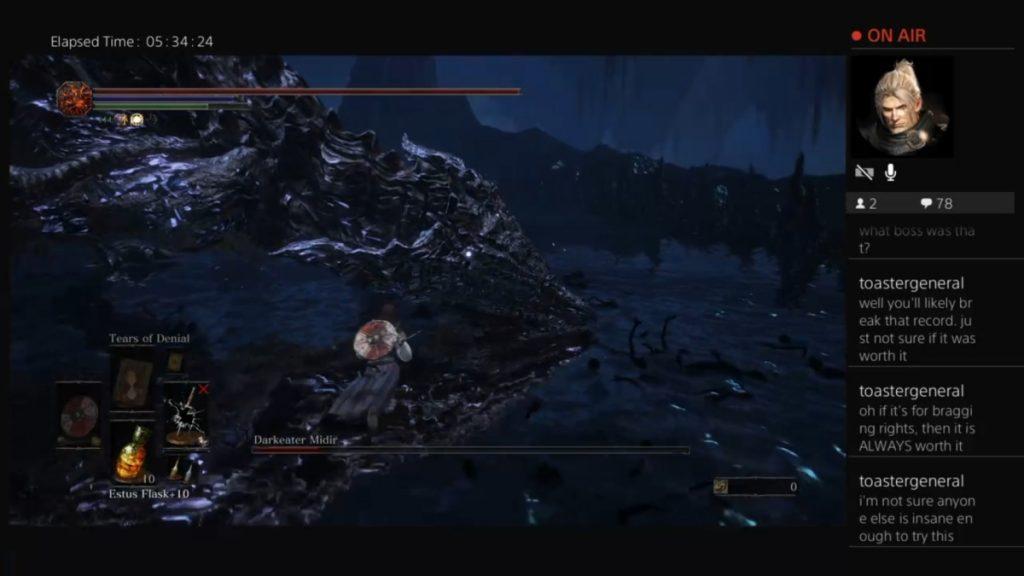 Midir, Dark Souls 3