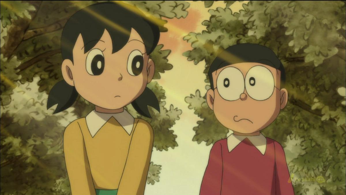 Doraemon: Nobita e Shizuka