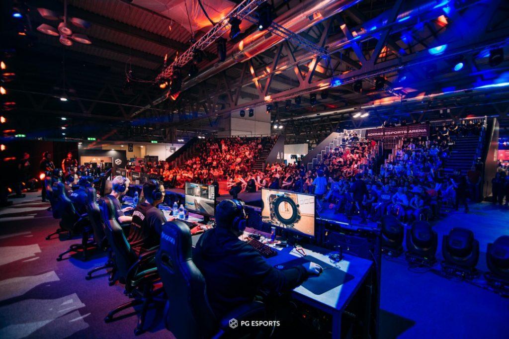 PG Esports Arena