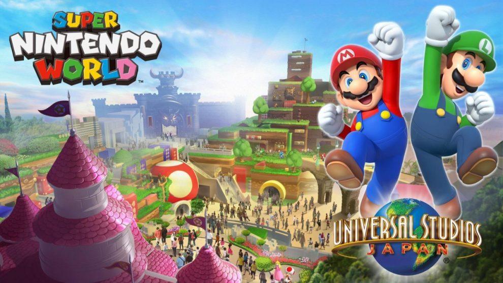Super Nintendo World: la prima visita guidata con il papà di Mario