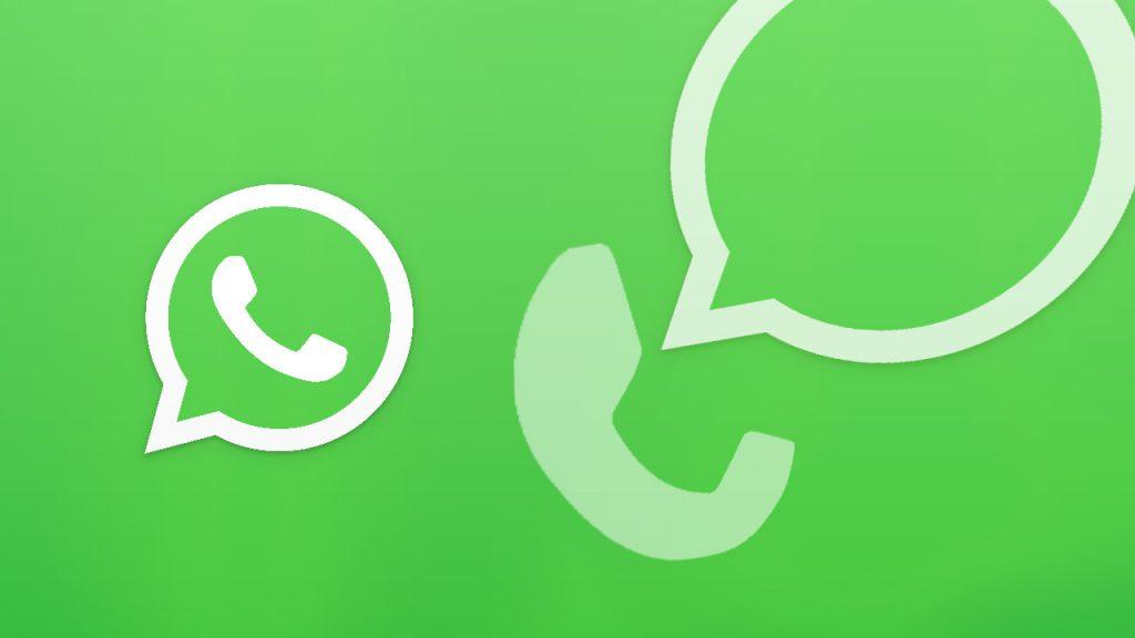 WhatsApp Web Desktop Logo chiamate